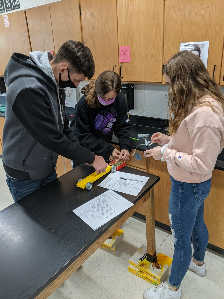 Physics Velocity/Acceleration Lab