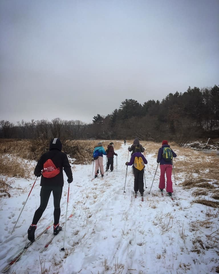 Outdoor Adventure Club Cross Country Skiing