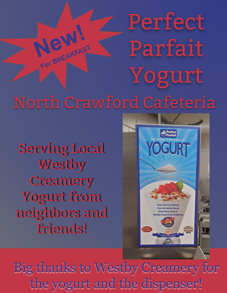 Yogurt at North Crawford