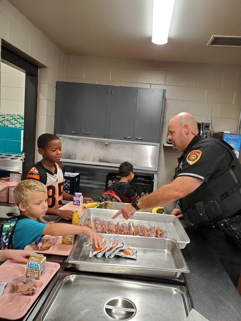 """Donuts with the Deputies"""