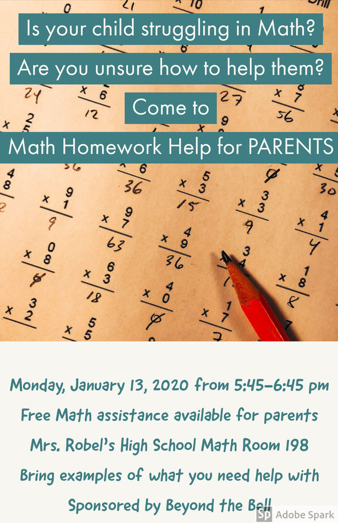 Math Homework Help for Parents