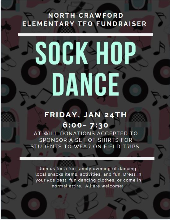 Sock Hop Dance