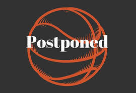Basketball Game Postponed
