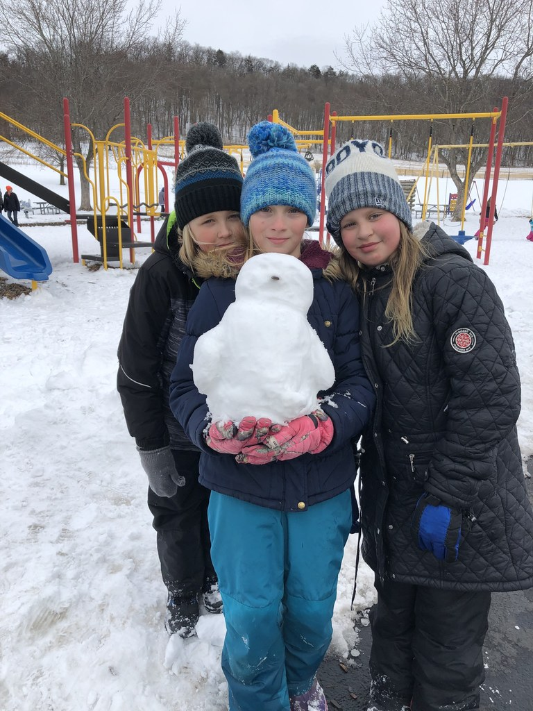 4th Grade Snow Owl