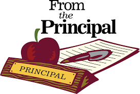 Note from Principal Toby Tripalin